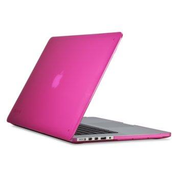 "Протектор Speck SeeThru за MacBook Pro 15"" ((Oct 2012 - March 2015 models) Retina Display, розов image"