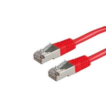 ROLINE FTP Cat. 5e 2.0 м червен 21.15.0141 product