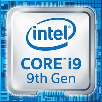 Процесор Intel Core i9-9900KF, осемядрен (3.60/5.00 GHz, 16MB Cache, LGA1151) Tray, без охлаждане image
