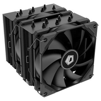 Охлаждане за процесор ID-Cooling SE-207-XT, съвместимост със сокети Intel LGA 1200/115X/2066/2011 & AMD AM4 image