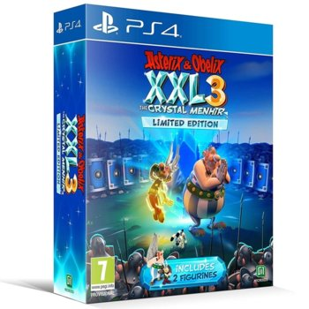 Игра за конзола Asterix & Obelix XXL 3 - Limited Edition, за PS4 image