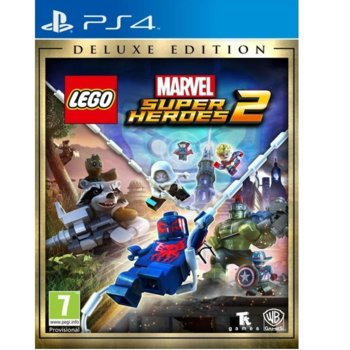 LEGO Marvel Super Heroes 2 Deluxe Edition product