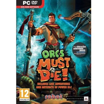 Игра Orcs Must Die!, за PC image