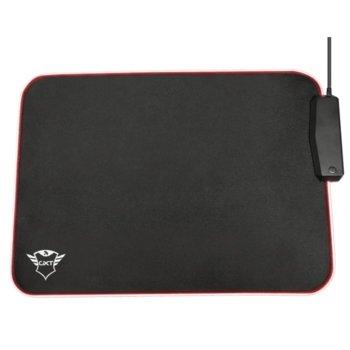 Подложка за мишка Trust GXT 765 Glide-Flex XXL RGB, гейминг, подсветка, 4x USB, 350 x 250 mm  image