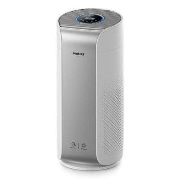 Пречиствател Philips AC3059/50, до 48 m2, 3 режима, сензори за газове/PM 2,5, VitaShield, бял image