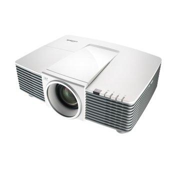 Проектор Vivitek DU3341, DLP, 3D Ready, WUXGA (1920x1200), 10000:1, 5200 lm, 2x HDMI, 2x VGA, DVI-D, 2x RJ-45, USB, бял image