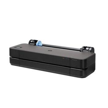 Плотер HP DesignJet T230, 2400 x 1200 dpi, 512MB, LAN, Wi-Fi, USB image