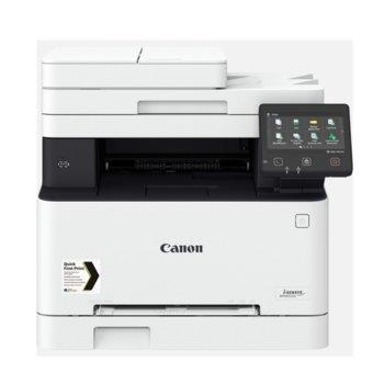 Мултифункционално лазерно устройство Canon i-SENSYS MF643Cdw, принтер/копир/скенер, 600 x 600 dpi, 21 стр./мин, LAN, Wi-Fi, USB, A4 image