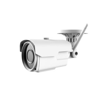 "IP камера Acesee AVCN90H200W, насочена ""bullet"" камера, 2Mpix (1920x1080@25FPS), 2.8-12mm обектив, H.264/H.265, IR осветеност (до 60 метра), външна IP66 image"
