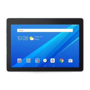 "Таблет Lenovo Tab E10 (ZA4C0017BG) 4G/LTE, 10.1"" (25.65 cm) WXGA дисплей, четириядрен Qualcomm MSM8909 1.3GHz, 2GB, 16GB eMMC (+ microSD слот), 5.0 & 2.0 Mpix, Android 10 image"