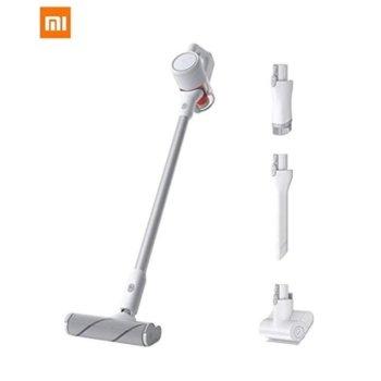 Прахосмукачка Xiaomi Mi Handheld Vacuum Cleaner 1C, вертикална, безжична, 400W, 0.5л. капацитет на контейнера, четворна филтърна система, бяла image
