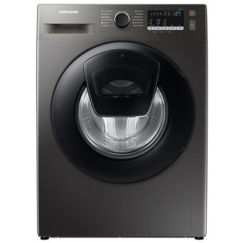 Перална машина Samsung WW80T4540AX/LE, клас A+++, капацитет 8 кг., 1400 об./мин, свободностояща, 60 cm, Add Wash, функция Smart Check, Drum Clean, инокс image