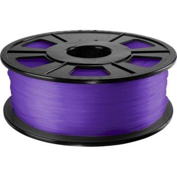 Консуматив за 3D принтер Acccreate 01.04.01.1213, ABS Pro, 2.85 mm, лилав, 1kg image