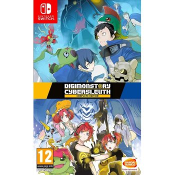 Игра за конзола Digimon Story Cyber Sleuth: Complete Edition, за Nintendo Switch image