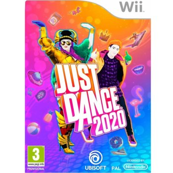 Just Dance 2020 Nintendo Wii product