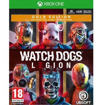 Watch Dogs: Legion - Gold Edition Xbox One product