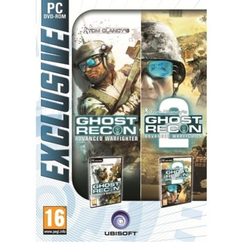 Tom Clancy's Ghost Recon: Advanced Warfighter product