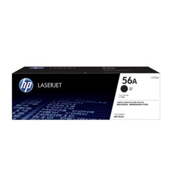 Касета за HP LaserJet MFP M433a, MFP M436n, MFP M436nda - Black - 56A - P№ CF256A - 7 400k image