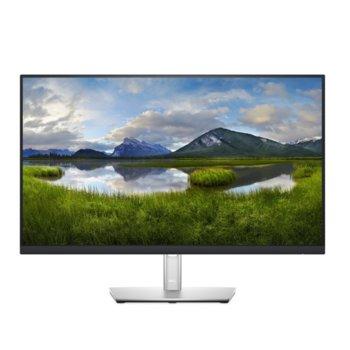 "Монитор Dell P2721Q, 27"" (68.58 cm) IPS панел, 4K/UHD, 8ms, 1000:1, 350 cd/m2, DisplayPort, HDMI, USB Type-C  image"