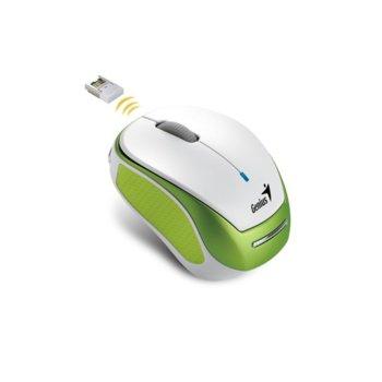 Genius Micro Traveler 9000R White/Green  product