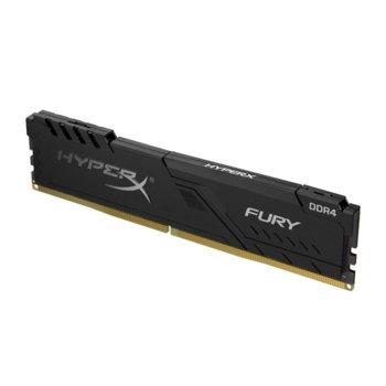 Памет 8GB DDR4 3600MHz, Kingston HyperX FURY HX436C17FB3/8, 1.35V image