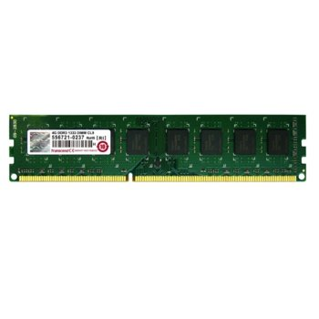 Памет 4GB DDR3 1333MHz, Transcend TS512MLK64V3N, 1.5V image