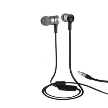 Слушалки JBL L10R, микрофон, черни image