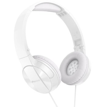 Слушалки Pioneer SE-MJ503 бели product