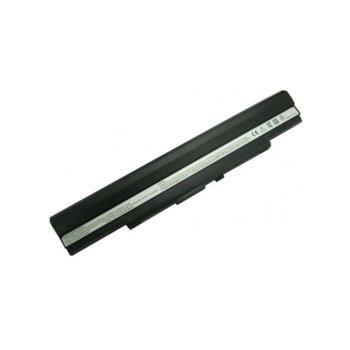 Батерия (заместител) за лаптоп Asus, съвместима със серия U35 UL50 UL80 U30 UL30 U45, 8 cells, 14.8V, 5200mAh image