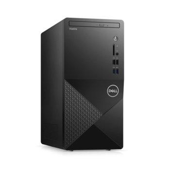 Настолен компютър Dell Vostro 3888 MT (N112VD3888EMEA01_2101_1), шестядрен Comet Lake Intel Core i5-10400 2.9/4.3 GHz, 8GB DDR4, 256GB SSD, 4x USB 3.1, Windows 10 Pro image