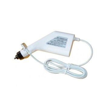 Захранване (заместител) за лаптопи Apple, 16.5V/60W/3.65A, за кола image