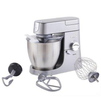 Кухненски робот Kenwood KVL4100S, 1200W, 7 програми, 6.7L купа, сив image