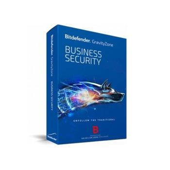 Софтуер Bitdefender GravityZone Business Security, 50 - 99 потребителя, 1 година image