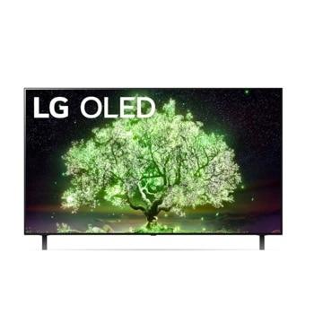 """Телевизор LG OLED55A13LA, 55"""" (139.70 cm) 4K/UHD OLED Smart TV, DVB-C/T2/S2, Wi-Fi, LAN, Bluetooth, 3x HDMI, 2x USB image"""