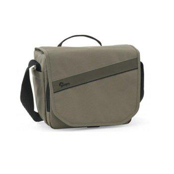 Чанта за фотоапарат Lowepro Event Messenger 150 за компактни DSLR фотоапарати, полиестер, зелена image
