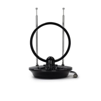 Вътрешна антена HAMA Performance 35 (121666), DVB-T/T2, 19 dB image