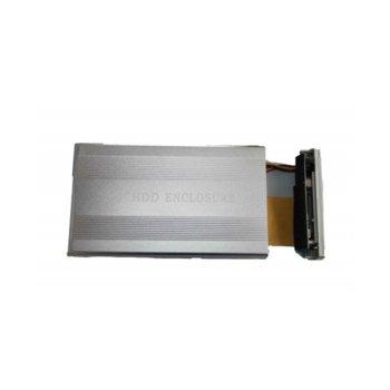 """Кутия 3.5""""(8.89cm) USB 2.0 to IDE, алуминий, 17314 image"""