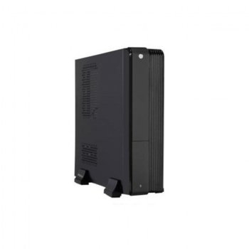 ATX 300W, JNC LBOX-01, черна, mATX product
