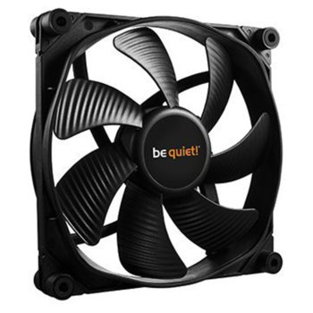 Вентилатор 140mm, Be Quiet Silent Wings 3 PWM, 4-Pin, 1000 rpm image