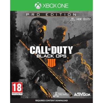 Игра за конзола Call of Duty: Black Ops 4 Pro Edition, за Xbox One image