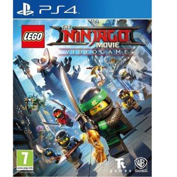 Игра за конзола LEGO Ninjago Movie, за PS4 image