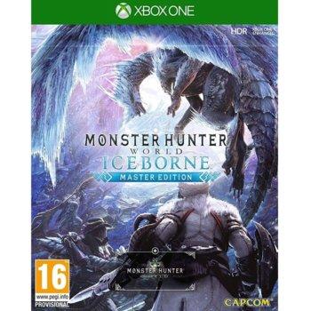 Игра за конзола Monster Hunter World: Iceborne, за Xbox One image