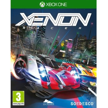Xenon Racer (Xbox One) product