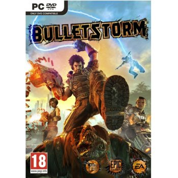 Bulletstorm product