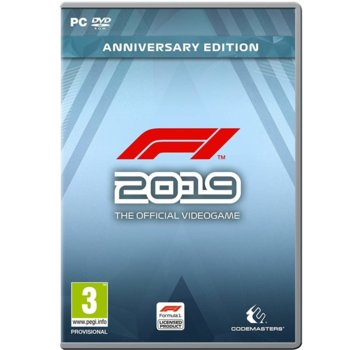 F1 2019 Anniversary Edition PC product
