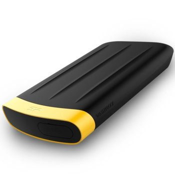"""Твърд диск 1TB Silicon Power Armor A65, външен 2.5"""" (6.35 cm), водо- & ударо-устойчив, USB3.0, 3г. гаранция image"""