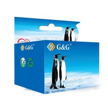 ГЛАВА ЗА HEWLETT PACKARD Officejet Pro 6830 e-All-in-One Printer - Yellow - (935XL) - C2P26AE - P№ NP-H-0935XLY - G&G - Неоригинален Заб.: 825k image