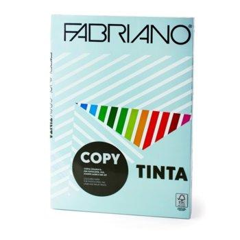 Копирна хартия Fabriano Copy Tinta, A3, 80 g/m2, небесносиня, 250 листа image