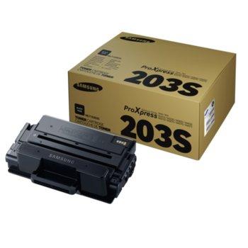 Касета за Samsung MLT-D203S - SU907A - Black - заб.: 3 000k image