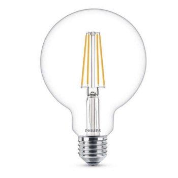 LED крушка Philips, E27, 7 W, 806 lm, 2700K image